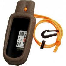 Чехол GizzMovest для GPSMAP 66 цвет коричневый