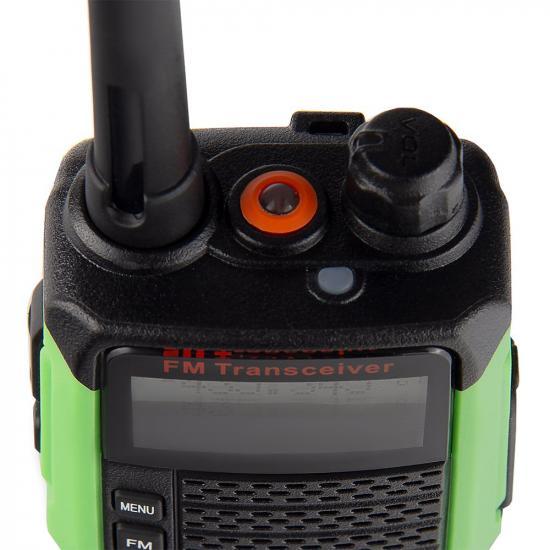Портативная радиостанция Терек РК-222 (136-174/400-470 МГц)