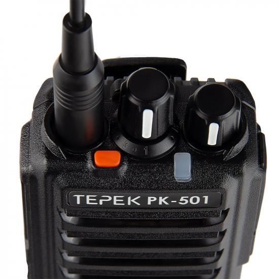 Портативная радиостанция Терек РК-501 (25 Ватт)