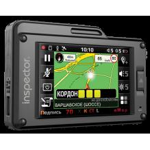 Видеорегистратор с радар-детектором INSPECTOR Scat SE (3 в 1)