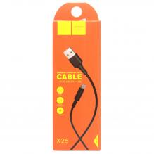 Кабель USB 2.0 (M) micro USB (M) HOCO X25