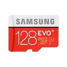 Карта памяти Samsung EVO+ 128ГБ
