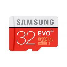 Карта памяти Samsung EVO+ 32гб