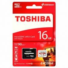 Карта памяти TOSHIBA 16Gb