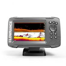 Картплоттер Lowrance HOOK2-5 Splitshot Costal/Row