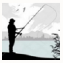 Для рыбалки с берега