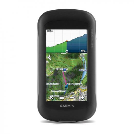 Garmin montana 680t - Туристический навигатор