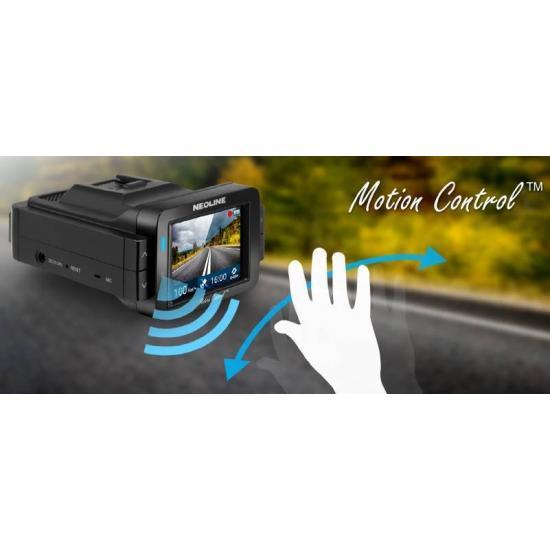 Видеорегистратор с радар-детектором Neoline X-COP 9100 GPS (3 в 1)