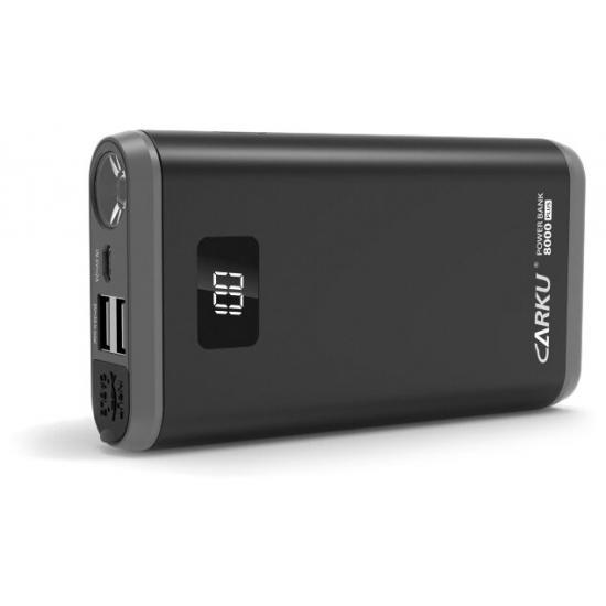 Пуско-зарядное устройство CARKU Power bank 8000 Plus