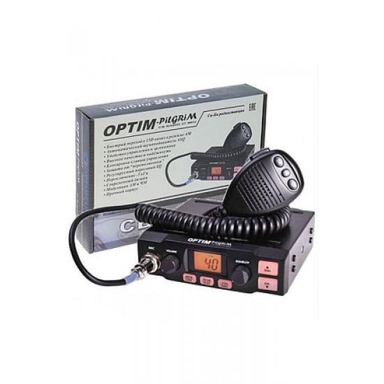 Радиостанция OPTIM PILGRIM 4вт (40 каналов)
