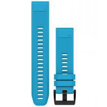 Ремешок сменный (5x/5x Plus/6x/6x pro Solar) QuickFit 26 мм (силикон) Blue (OEM)