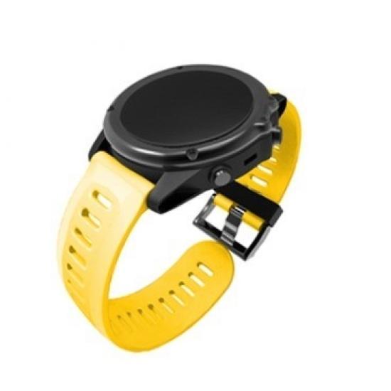 Ремешок сменный Garmin (5x/5x Plus/6x/6x pro Solar) QuickFit 26 мм (силикон) Желтый (OEM)