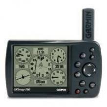 GPS навигатор авиационный Garmin GPSMAP 196