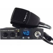 ALBRECHT AE 4200 MC радиостанция мобильная 27 МГц