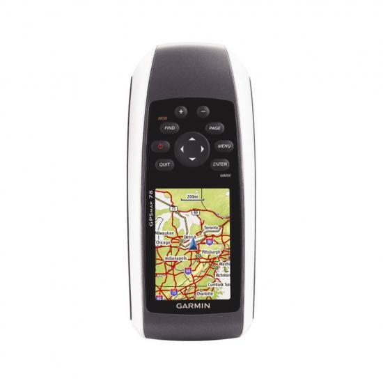 Garmin GPSMAP 78 - Туристический навигатор