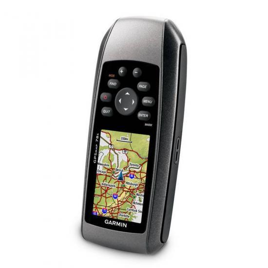 Garmin GPSMAP 78s - Туристический навигатор