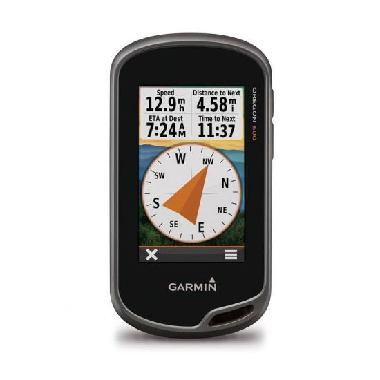 Garmin Oregon 600 - Туристический навигатор