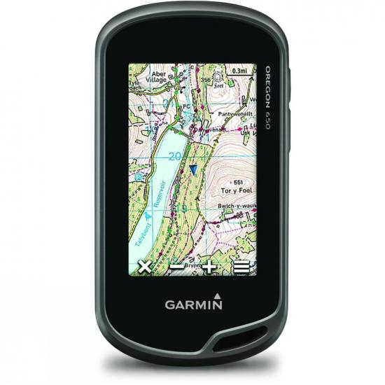 Garmin Oregon 650T - Туристический навигатор