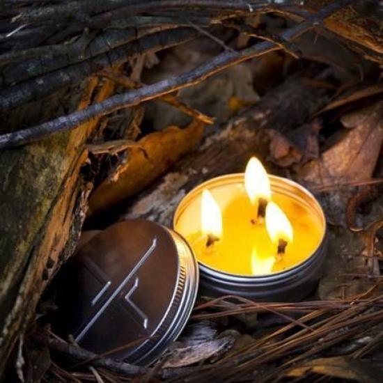 Свеча Exotac candle TIN 6 часов горения