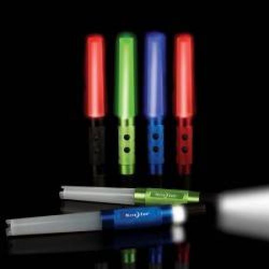 Светодиодный фонарь Niteize 3-in-1 FlashStick черный