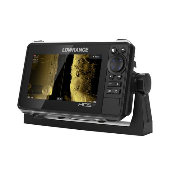 Картплоттер Lowrance HDS-7 LIVE with Active Imaging 3-1 Transducer