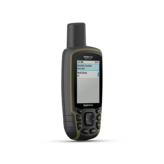 Навигационный приемник Garmin GPSMAP 65S, Multi-Band Russia (010-02451-13)