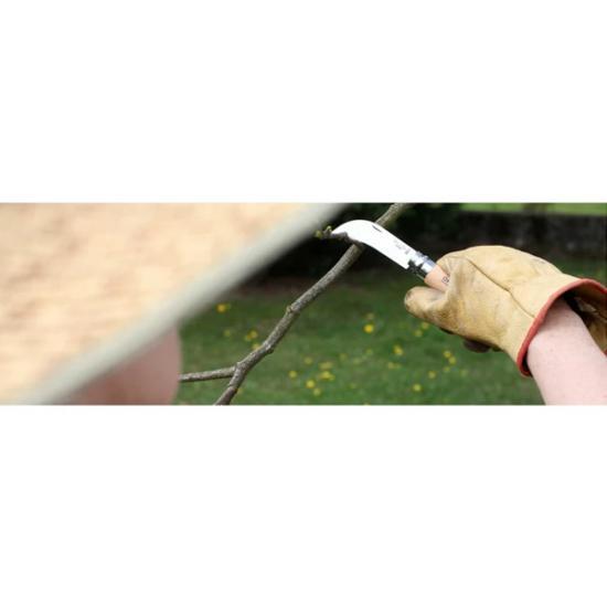 Нож садовый Opinel №8 (нержавеющая сталь)