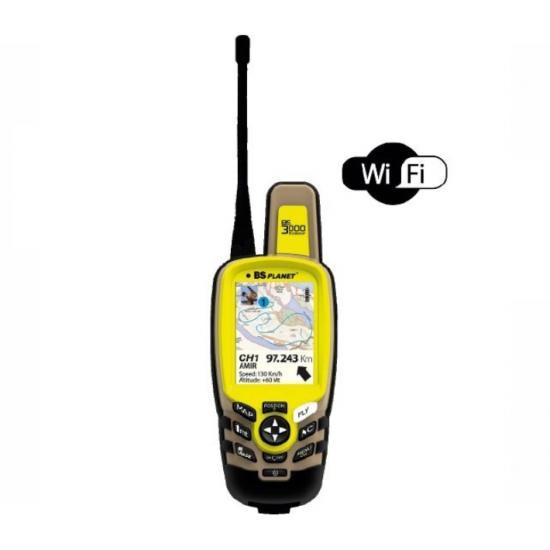 Локатор и электронный ошейник BSPlanet BS3999 Wi-Fi
