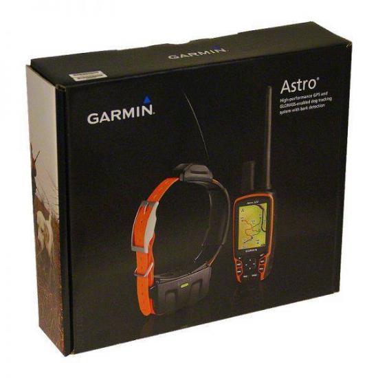 Garmin Astro 320 с ошейником DC50