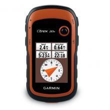 Garmin eTrex 20x GPS, GLONASS Russia