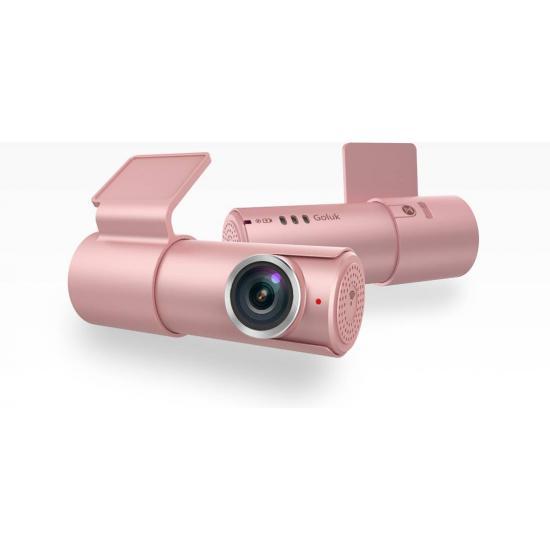 Видеорегистратор GOLUK T1 розовый