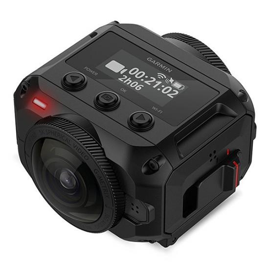 Экшен камера Garmin VIRB 360 (010-01743-05)
