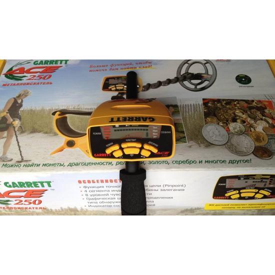 Металлодетектор Garrett ACE-250