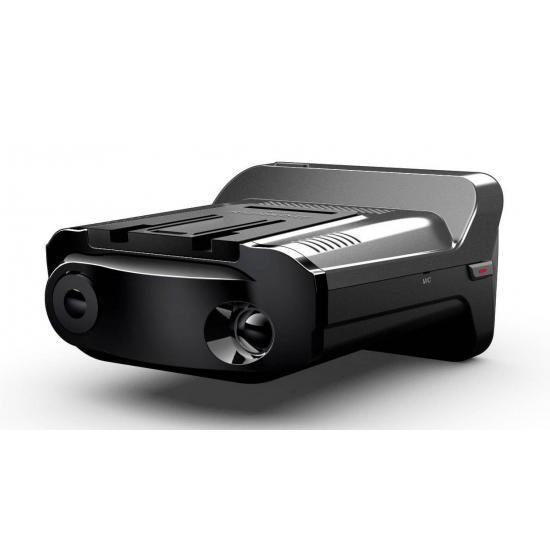Видеорегистратор с радар-детектором 3 в 1 INSPECTOR MARLIN Full HD GPS A7