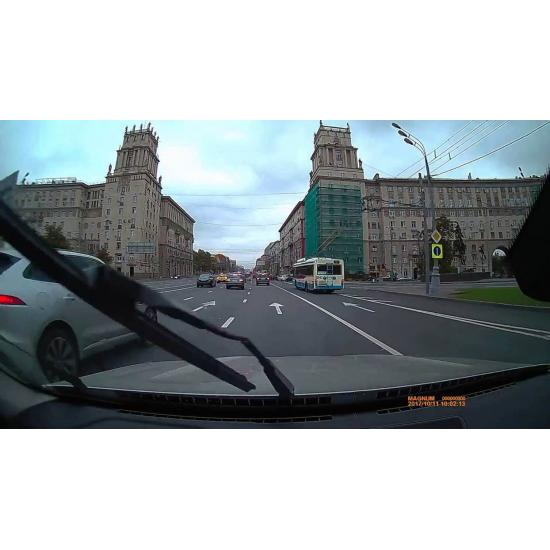 Видеорегистратор с радар-детектором INTEGO MAGNUM FULL HD (3 в 1)