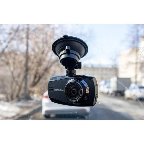 Видеорегистратор с двумя камерами Inspector Cyclone