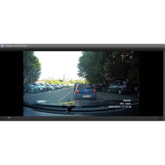 Видеорегистратор Playme Back Super HD GPS