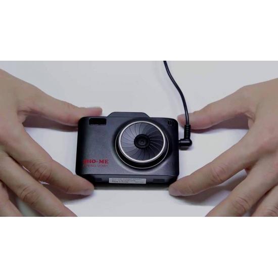 Видеорегистратор с радар-детектором SHO-ME Combo Smart Signature GPS (3 в 1)