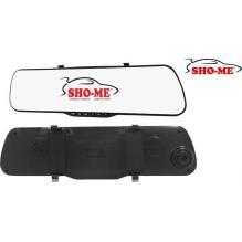 Видеорегистратор в зеркале SHO-ME SFHD-300