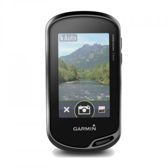 Garmin Oregon 750 - Туристический навигатор