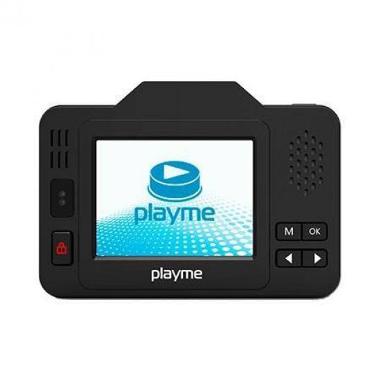 Видеорегистратор PlayMe P550 Tetra SUPER HD