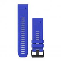Ремешок сменный QuickFit 22 мм (силикон) BLUE (OEM)Fenix 5.6