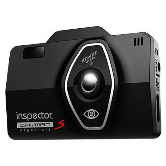 Видеорегистратор с радар-детектором Inspector Cayman S signature (3 в 1)