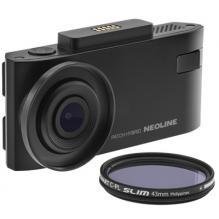 Видеорегистратор с GPS модулем Neoline X-COP 9200