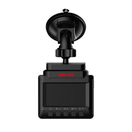 Видеорегистратор-детектор SHO-ME Combo MINI Wi-Fi