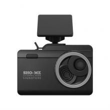 Видеорегистратор с GPS модулем Sho-Me Combo Slim Signature