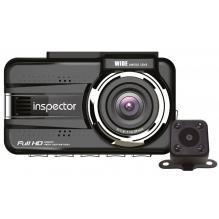 Видеорегистратор с камерой заднего вида Inspector Octopus GPS
