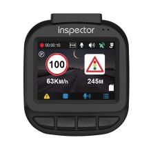 Качественный видеорегистратор Inspector UNO с GPS (2 в 1)
