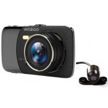 Видеорегистратор с 2 камерами INTEGO VX-390 Dual