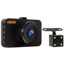 Видеорегистратор с камерой заднего вида Каркам F3